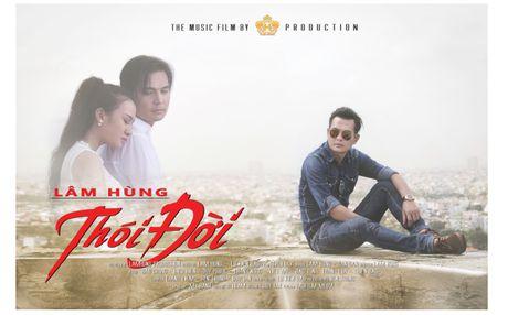 "Lam Hung ""ngan ngo"" khi album vua phat hanh da ban sach - Anh 2"