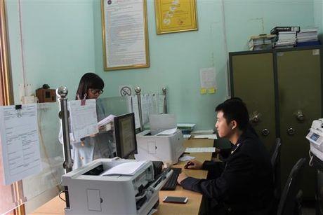 XK hang tu toan bo nguyen lieu NK phai nop thue XK - Anh 1