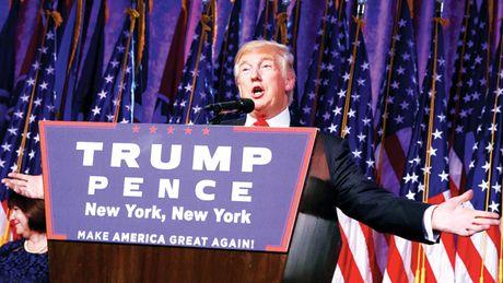 Donald Trump va ke hoach kinh te vi dai - Anh 1