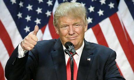 Ong Donald Trump lam gi sau khi dac cu tong thong My? - Anh 1