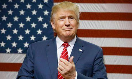 Tin nong 24h: Nhung viec Trump se lam tren cuong vi Tong thong - Anh 1