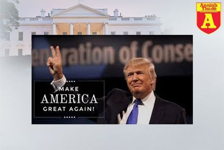 Donald Trump - Tan Tong thong thu vi cua nuoc My - Anh 1