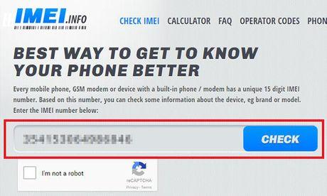 Cach kiem tra smartphone co ho tro 4G hay khong - Anh 1