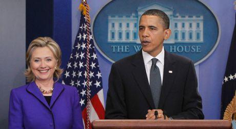 Truoc khi ve huu ong Obama se an xa cho ba Clinton? - Anh 1