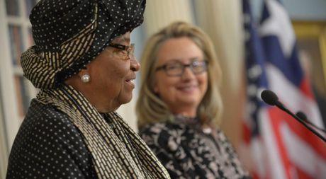Tong thong Liberia quyet khong chuc mung ong Donald Trump - Anh 1