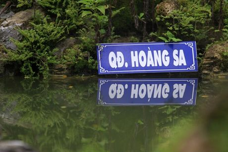 Mo hinh Hoang Sa, Truong Sa trong truong tieu hoc - Anh 5