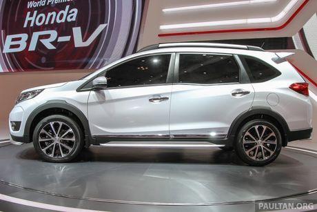 Crossover danh rieng cho Chau A, Honda BR-V cap ben Malaysia - Anh 4