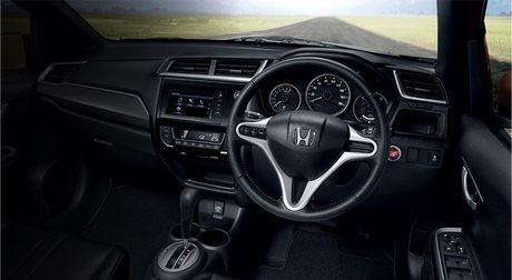 Crossover danh rieng cho Chau A, Honda BR-V cap ben Malaysia - Anh 5