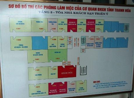 Thanh Hoa: Chi tien tram trieu thue khach san 4 sao lam tru so - Anh 2