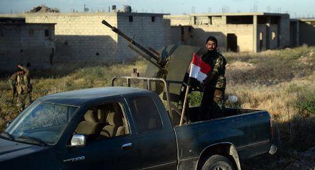 Phong khong Syria ban ha 14 may bay khong nguoi lai cua phien quan - Anh 1