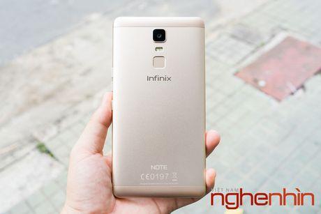 Mo hop Infinix Note 3: Man hinh 6 inch, pin 4.500mAh - Anh 4