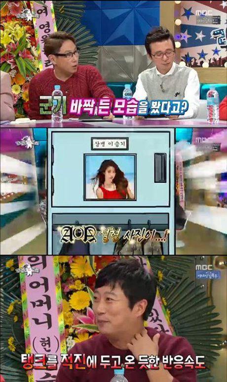 Khong phai Yoona, day moi la co gai 'ban trai quoc dan' Lee Seung Gi nhin ngam moi ngay - Anh 1