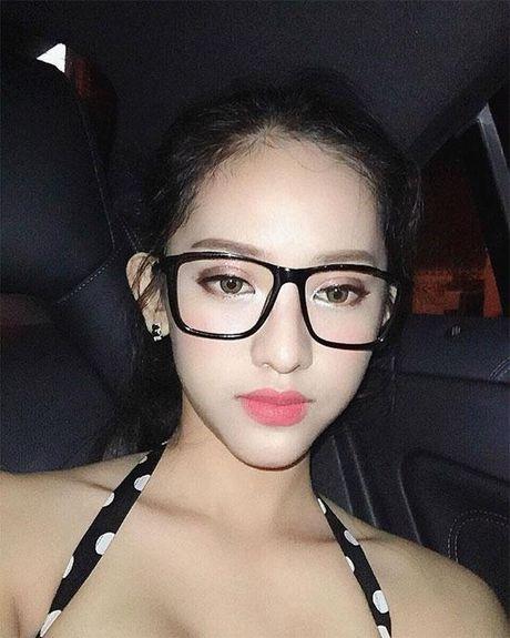 Lan dau tien 'co nang thi phi' Thuy Vi lam dieu nay sau 18 nam - Anh 2