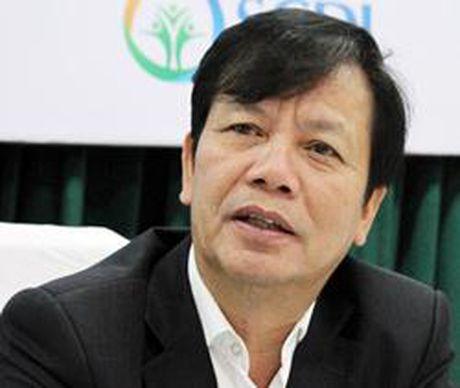 Thu truong Nguyen Trong Dam: 'Nguoi nghien tron trai vi trinh do can bo thap' - Anh 1