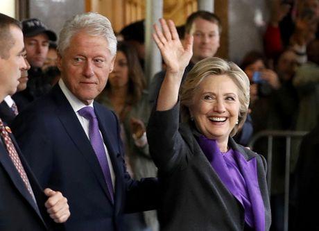 Lam duoc dieu nay, Hillary Clinton chung minh nguoi My co the sai lam khi khong lua chon ba! - Anh 1