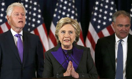 Lam duoc dieu nay, Hillary Clinton chung minh nguoi My co the sai lam khi khong lua chon ba! - Anh 2