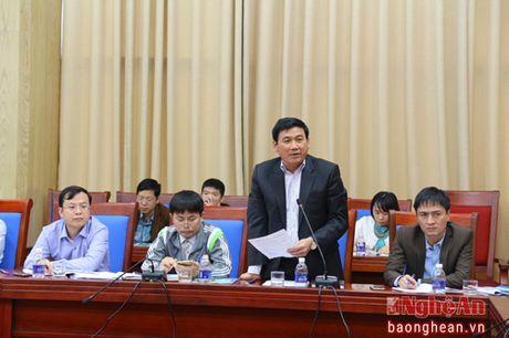 Phai ban giao mat bang du an duong Le Mao keo dai truoc 31/12 - Anh 2