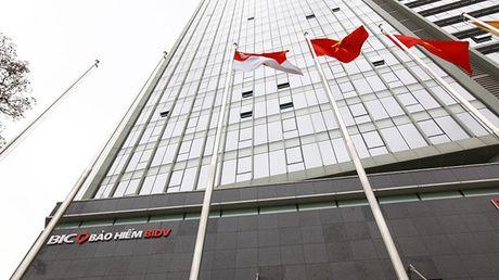 Bao hiem BIDV lai 107 ty dong trong 9 thang - Anh 1