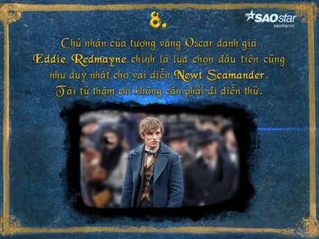 15 dieu thu vi xung quanh 'Fantastic Beasts and Where to Find Them' - Anh 8