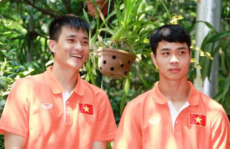 Cong Vinh, Cong Phuong noi ve AFF Cup 2016 - Anh 1