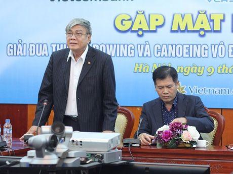 Dua thuyen Viet Nam se dau tu trong diem cho Rowing va Canoeing - Anh 1