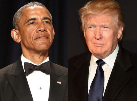 Obama - Trump gat khac biet, gap nhau o Nha Trang - Anh 1