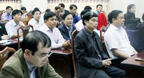 LDLD Ha Tinh phat dong huong ung 'Ngay Phap luat Viet Nam' - Anh 1