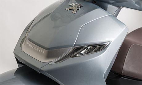 Peugeot Belville - doi thu moi cua Honda SH 2017 - Anh 5