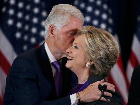 Hillary Clinton: 'Noi dau nay se con dai dang' - Anh 1