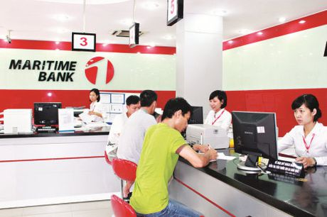 Vay tieu dung the chap qua Maritime Bank co the huong lai suat duoi 6%/nam - Anh 1