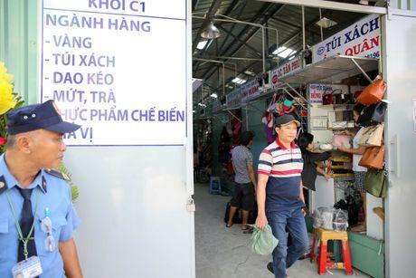 Cho co lon nhat Sai Gon chinh thuc tam dong cua, nguoi ban buon khi can Tet - Anh 14