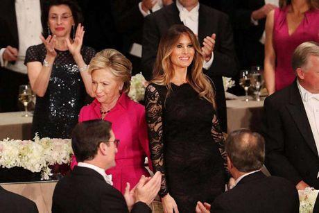 Nhung khoanh khac xinh dep cua Melania Trump trong chien dich tranh cu - Anh 5