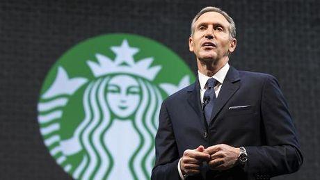 'Tam thu' cua ong chu Starbucks truoc nhieu 'hoai nghi' ve nuoc My - Anh 1