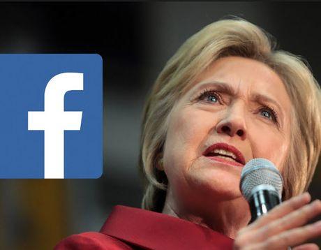 Ai cung nghi ba Clinton se len lam Tong thong vi... nghe theo Facebook - Anh 1