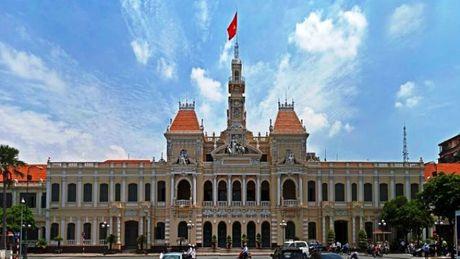 TP.HCM khong xay trung tam hanh chinh ngan ti - Anh 1