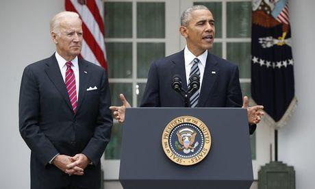 Tong thong Obama hua chuyen giao quyen luc trong hoa binh - Anh 1