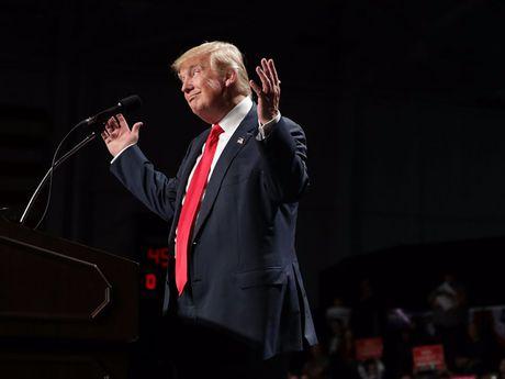 10 viec Trump se lam tren cuong vi tong thong My - Anh 1