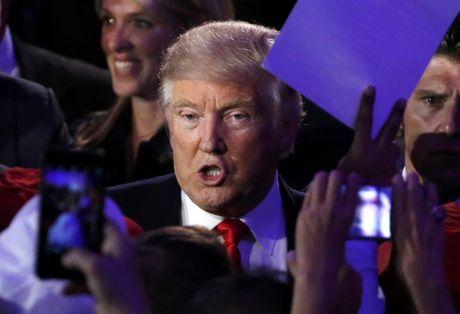 Tong thong dac cu Donald Trump sap ra toa - Anh 1