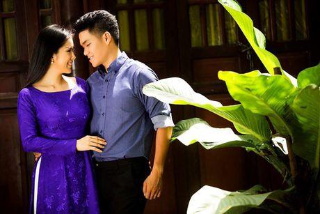 Chong sap cuoi khong biet Le Phuong hon 7 tuoi luc moi yeu - Anh 1
