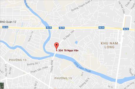 Xe tai can chet nam thanh nien o Sai Gon - Anh 2