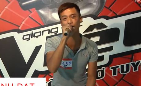 Clip Dat Co thi The Voice 2017 bat ngo xuat hien tren mang - Anh 1