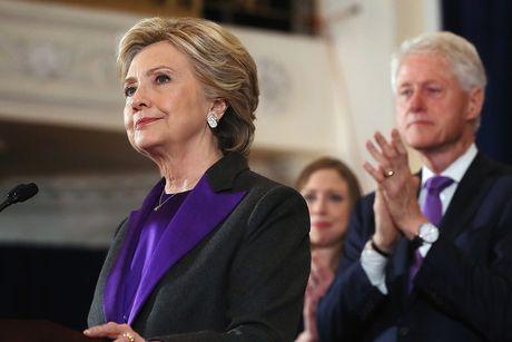Vi sao Hillary mac do tim luc nhan thua? - Anh 1