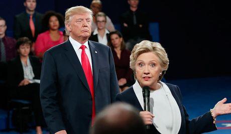 Lieu Trump co bo tu Hillary nhu de doa? - Anh 2