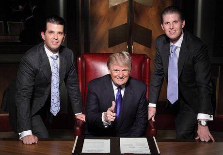 Ngo ngang hinh anh Donald Trump tung xuat hien trong nhieu bo phim - Anh 1