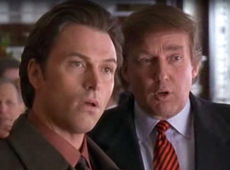Ngo ngang hinh anh Donald Trump tung xuat hien trong nhieu bo phim - Anh 6