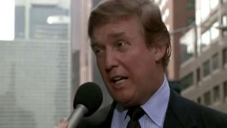 Ngo ngang hinh anh Donald Trump tung xuat hien trong nhieu bo phim - Anh 7