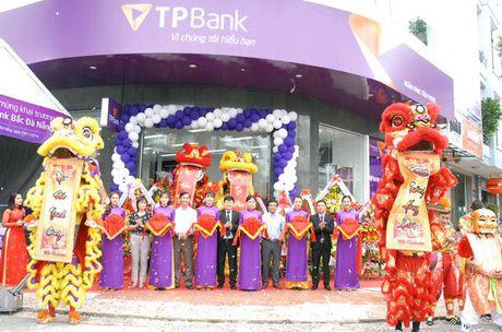 TPBank khai truong diem giao dich thu 2 tai Da Nang - Anh 1