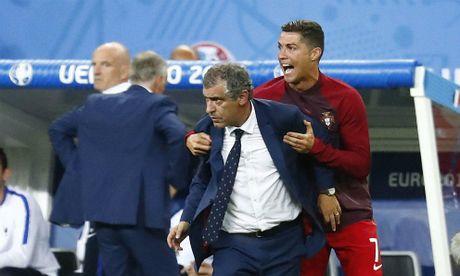 Ronaldo bo qua Zidane trong cuoc bau chon HLV hay nhat nam 2016 - Anh 1
