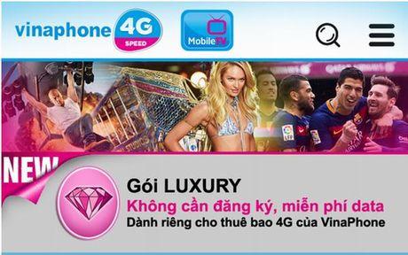 Trien khai 4G: VNPT se lay chat luong lam tieu chi hang dau - Anh 2