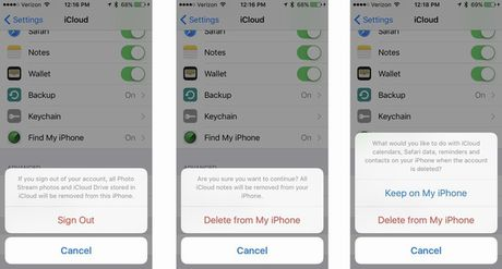 Cach tao moi tai khoan Apple ID cho iPhone hoac iPad - Anh 6